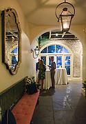 Jaguar dinner at Brennan's Restaurant in the French Quarter of New Orleans on August 25, 2015