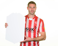 2018/19 Fifa Ultimate Team (FUT) - Lincoln City's Jamie McCombe<br /> <br /> Picture: Chris Vaughan Photography for Lincoln City<br /> Date: September 13, 2018