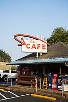 Otis Cafe. Otis, Oregon.