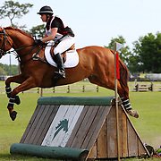 Leahona Rowland and Lambrusco at the Florida International in Ocala, Florida.