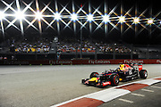 September 18-21, 2014 : Singapore Formula One Grand Prix - Sebastian Vettel (GER), Red Bull-Renault