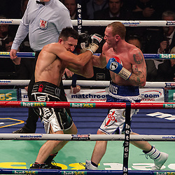Carl Froch V George Groves - Eddie Hearn - Matchroom Boxing