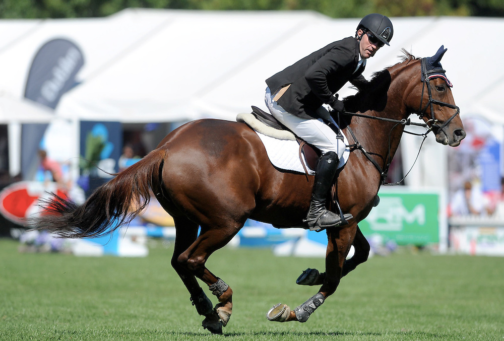 Bernard Denton rides Suzuki in the Norwood Gold Cup, Horse of the Year 2013, Hastings, New Zealand, Wednesday, March 13, 2013. Credit:  SNPA / Kerry Marshall