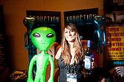 UFO convention in Phoenix, Ariona.