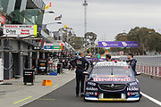 Shane van Gisbergen & Earl Bamber (Red Bull Holden Racing Team). Supercheap Auto Bathurst 1000 -Virgin Australia Supercars Championship Round 13. Mount Panorama, Bathurst NSW on Wednesday 3 October 2018. Photo Clay Cross / photosport.nz