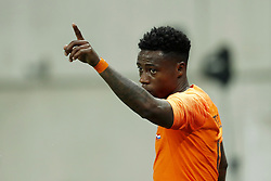 Quincy Promes of Holland during  the International friendly match between Slovakia and The Netherlands at Stadium Antona Malatinskeho on May 31, 2018 in Trnava, Slovakia