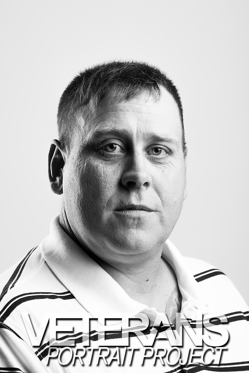 Jerrod Keune<br /> Army<br /> E-6<br /> Logistics Management<br /> Avenger Crewmember<br /> July 25, 1991 - Jan. 1, 2013<br /> OIF, Operation New Dawn<br /> <br /> <br /> Veterans Portrait Project<br /> Junction City, KS