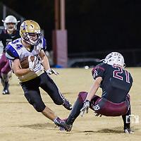 11-03-17 Berryville Sr High vs Huntsville