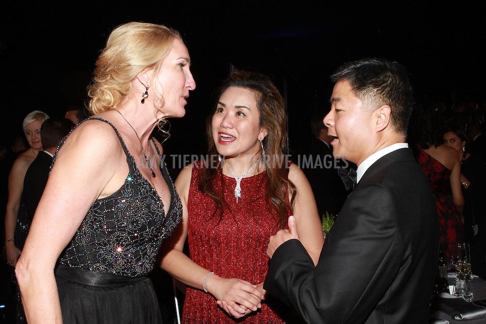 Jane Austin, Betty Lieu, Congressman Ted Lieu