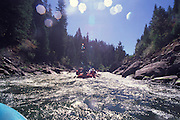 Rafting, Middle Fork, Salmon River, Idaho<br />