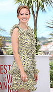 Ahna O'Reilly attends the 'As I Lay Dying' photocall during the 66th Annual Cannes Film Festival at the Palais des Festivals on May 20, 2013 in Cannes, France..