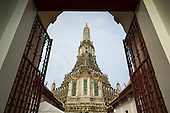 Wat Arun Closed for Renovation