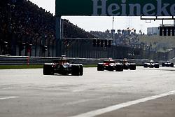 April 15, 2018 - Shanghai, China - Shanghai: Motorsports: Formula 1 2018 Heineken Chinese Grand Prix.Chinese Formula One Grand Prix Shanghai Circuit in Shanghai, China. (Credit Image: © Hoch Zwei via ZUMA Wire)