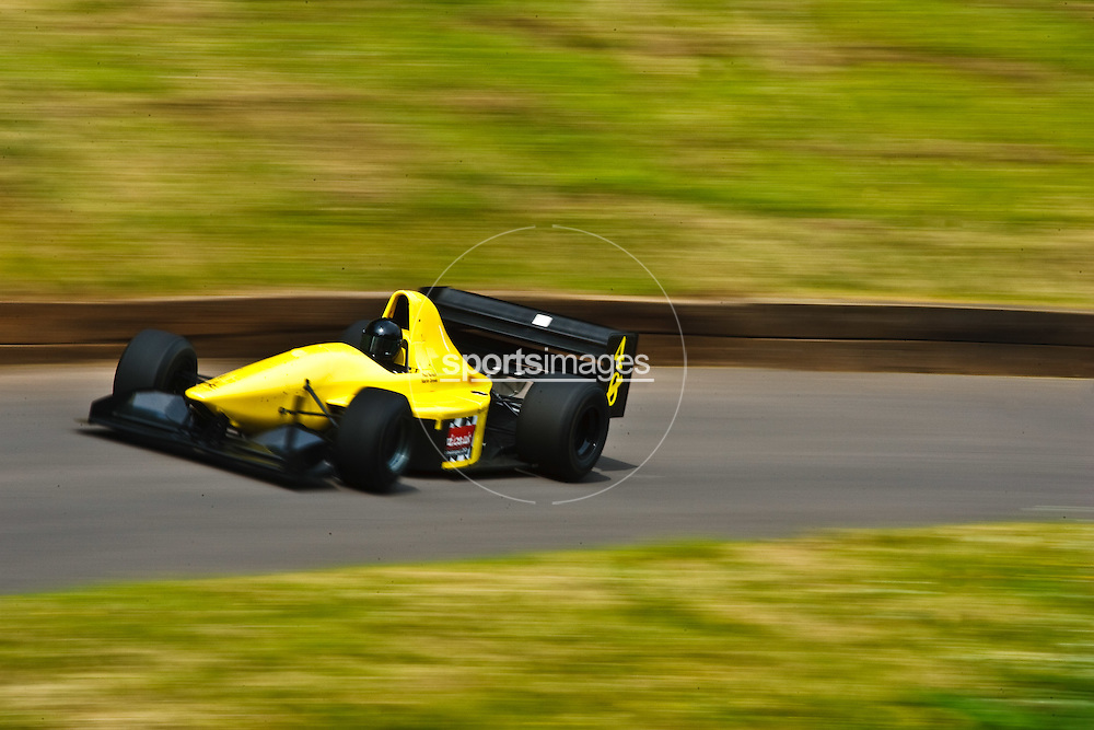 Car number 4, driven by Martin Groves at Shelsley Hill climb 6/6/10