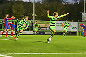 Forest Green Rovers v Aldershot Town 051116