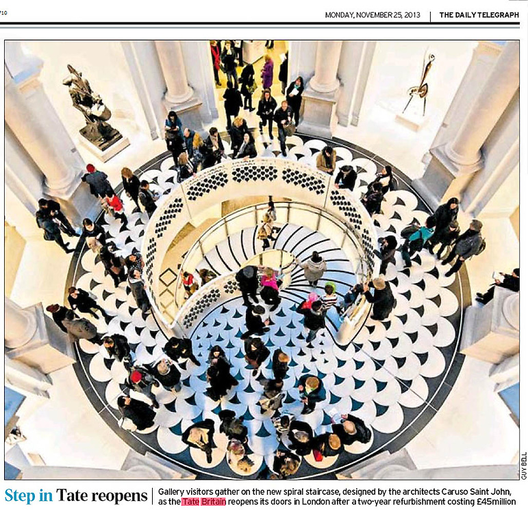 Image by Guy Bell, GBPhotos, used by Telegraph
