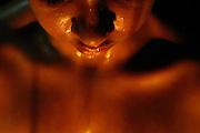 Belo Horizonte_MG, Brasil...Detalhe do corpo de uma mulher negra...Detail of a black woman body...Foto: LEO DRUMOND / NITRO