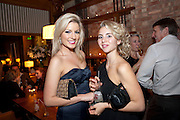NATALIE COYLE; DANIELLE LANGLEY, MYLA 10th ANNIVERSARY PARTY, Almada, Berkeley st. London. 17 November 2010. -DO NOT ARCHIVE-© Copyright Photograph by Dafydd Jones. 248 Clapham Rd. London SW9 0PZ. Tel 0207 820 0771. www.dafjones.com.