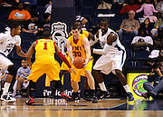 Keydets run out of gas, fall to Old Dominion, 81-73