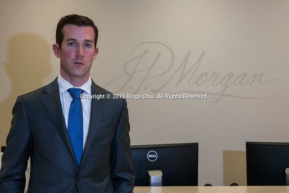 David Regan, Head of Investments for the West Region at J.P. Morgan Private Bank<br /> (Photo by Ringo Chiu/PHOTOFORMULA.com)