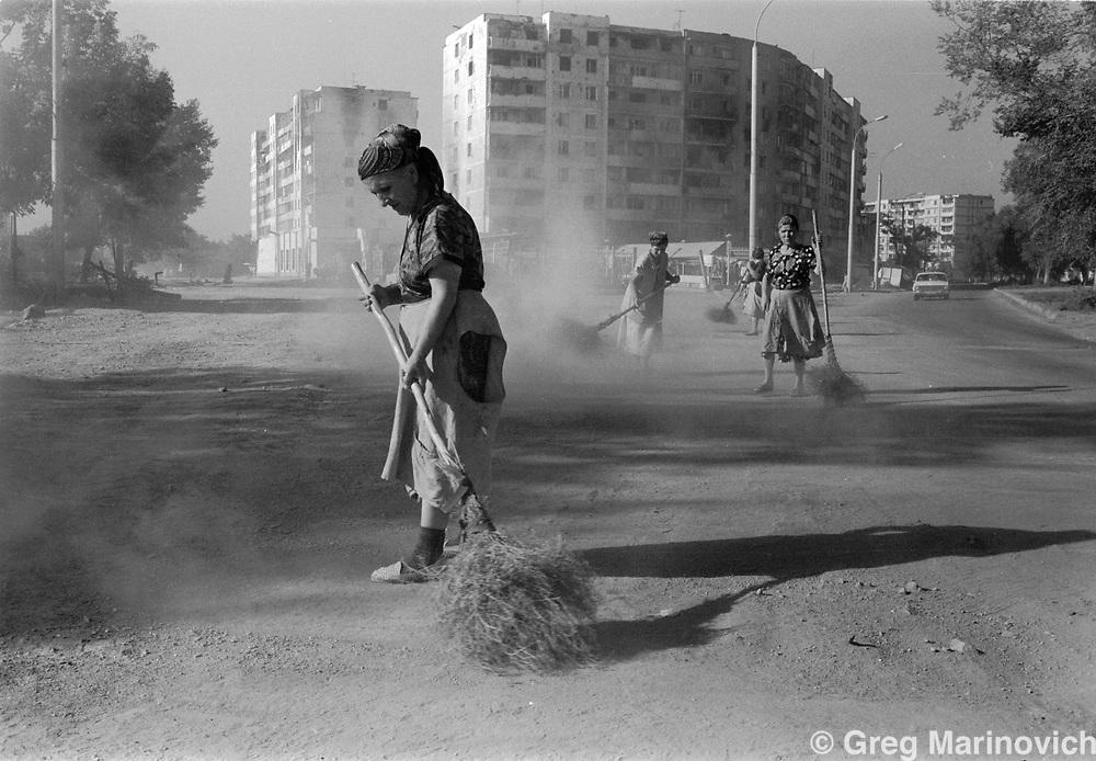 Grozny, Chechnya, 1995. Greg Marinovich