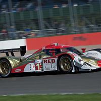 #13 Lola B10/60 - Rebellion Racing (Drivers - Andrea Belicchi and Jean-Christophe Boullion) LMP1, Le Mans Series Silverstone 1000KM 2010