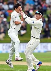 Dunedin-Cricket, New Zealand v South Africa, 1st test, day 3