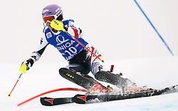 29.12.2013, Hochstein, Lienz, AUT, FIS Weltcup Ski Alpin, Damen, Slalom 1. Durchgang, im Bild Michaela Kirchgasser (AUT) // Michaela Kirchgasser of (AUT) during ladies Slalom 1st run of FIS Ski Alpine Worldcup at Hochstein in Lienz, Austria on 2013/12/29. EXPA Pictures © 2013, PhotoCredit: EXPA/ Oskar Höher