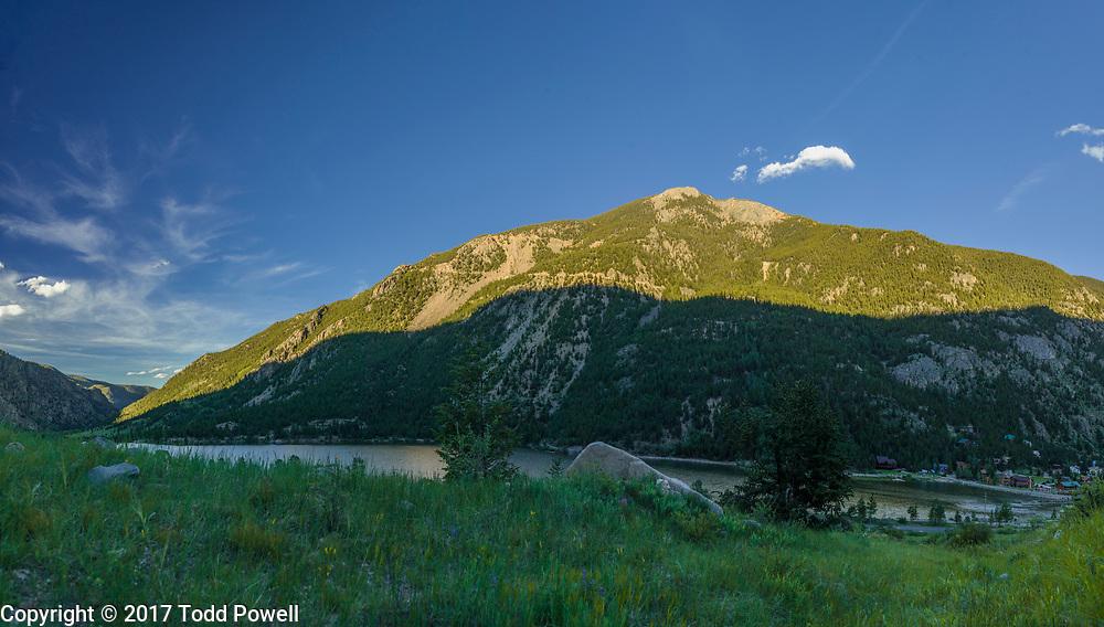 Georgetown Lake & Mountains, Georgetown, Colorado