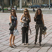6th day of Milan Fashion Week 2011