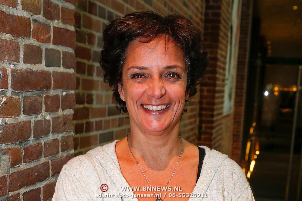 NLD/Haarlem/20121029 - Persviewing Maestro, Lenette van Dongen