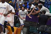 Ariel Filloy<br /> Nazionale Italiana Maschile Senior<br /> Eurobasket 2017 - Group Phase<br /> Italia Germania Italy Germany<br /> FIP 2017<br /> Tel Aviv, 05/09/2017<br /> Foto M.Ceretti / Ciamillo - Castoria