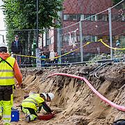Utgravning i Kristiansand 2015