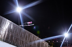 08.03.2019, Holmenkollen, Oslo, NOR, FIS Weltcup Skisprung, Raw Air, Oslo, Qualifikation, Herren, im Bild Koudelka Roman (CZE) // Koudelka Roman of Czech Republic during the men's Qualification of the Raw Air Series of FIS Ski Jumping World Cup at the Holmenkollen in Oslo, Norway on 2019/03/08. EXPA Pictures © 2019, PhotoCredit: EXPA/ JFK