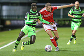 Forest Green Rovers v Swindon Town 220917