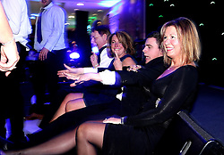 Guests take to the dance floor at Bristol Sport's Annual Gala Dinner at Ashton Gate Stadium - Mandatory by-line: Robbie Stephenson/JMP - 08/12/2016 - SPORT - Ashton Gate - Bristol, England  - Bristol Sport Gala Dinner