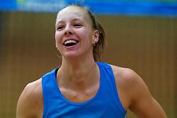 04-01-2020 NED: NK Beach volleyball Indoor, Aalsmeer<br /> Katja Stam