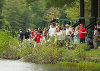 St Paul's School crew at Turkey Pond. ©2016  Karen Bobotas Photographer