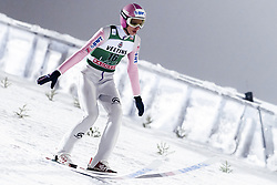 February 8, 2019 - Lahti, Finland - estmír Kožíšek participates in FIS Ski Jumping World Cup Large Hill Individual training at Lahti Ski Games in Lahti, Finland on 8 February 2019. (Credit Image: © Antti Yrjonen/NurPhoto via ZUMA Press)