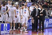 DESCRIZIONE : Campionato 2013/14 Acea Virtus Roma - Sutor Montegranaro<br /> GIOCATORE : Team<br /> CATEGORIA : Ritratto Time Out<br /> SQUADRA : Acea Virtus Roma<br /> EVENTO : LegaBasket Serie A Beko 2013/2014<br /> GARA : Acea Virtus Roma - Sutor Montegranaro<br /> DATA : 18/01/2014<br /> SPORT : Pallacanestro <br /> AUTORE : Agenzia Ciamillo-Castoria / GiulioCiamillo<br /> Galleria : LegaBasket Serie A Beko 2013/2014<br /> Fotonotizia : Campionato 2013/14 Acea Virtus Roma - Sutor Montegranaro<br /> Predefinita :