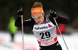 29.12.2011, DKB-Ski-ARENA, Oberhof, GER, Viessmann FIS Tour de Ski 2011, Prolog, Freie Technik/ Freistil Damen im Bild Hanna Kolb (GER) . // during of Viessmann FIS Tour de Ski 2011, in Oberhof, GERMANY, 2011/12/29 .. EXPA Pictures © 2011, PhotoCredit: EXPA/ nph/ Hessland..***** ATTENTION - OUT OF GER, CRO *****