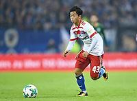 Vasilije Janjicic (HSV)<br /> Hamburg, 30.09.2017, Fussball Bundesliga, Hamburger SV - SV Werder Bremen 0:0<br /> Hamburg, 30.09.2017, Fussball Bundesliga, Hamburger SV - SV Werder Bremen 0:0<br /> <br /> Norway only