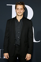 Luke Grimes at the Los Angeles premiere of 'Fifty Shades Darker' held at the Theatre at Ace Hotel in Los Angeles, USA on February 2, 2017.
