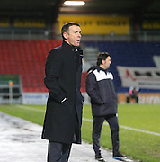 Ross County manager Jim McIntyre - Ross County v Dundee, Ladbrokes Premiership at Victoria Park<br /> <br />  - &copy; David Young - www.davidyoungphoto.co.uk - email: davidyoungphoto@gmail.com