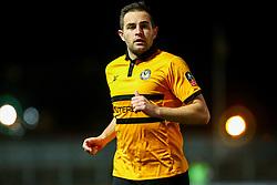Matthew Dolan of Newport County - Mandatory by-line: Ryan Hiscott/JMP - 11/12/2018 - FOOTBALL - Rodney Parade - Newport, Wales - Newport County v Wrexham - Emirates FA Cup second round proper