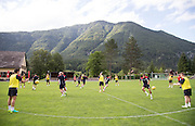 Dundee FC pre-season training camp in Obertraun, Austria<br /> <br />  - &copy; David Young - www.davidyoungphoto.co.uk - email: davidyoungphoto@gmail.com