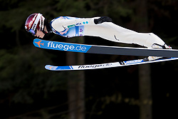 Kaori Iwabuchi from Japan during Qualification Round at Day 2 of FIS Ski Jumping World Cup Ladies Ljubno 2018, on January 27, 2018 in Ljubno ob Savinji, Slovenia. Photo by Urban Urbanc / Sportida