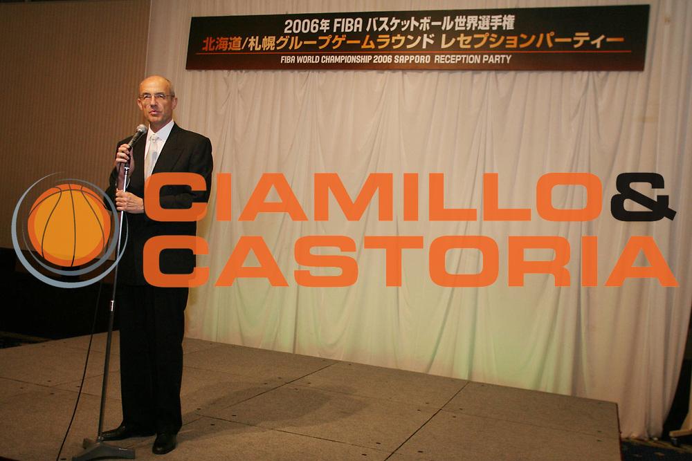 DESCRIZIONE : Sapporo Giappone Japan Men World Championship 2006 Campionati Mondiali Opening Cerimony Cerimonia d'Apertura<br />GIOCATORE : Fiba Kotleba<br />SQUADRA : <br />EVENTO : Sapporo Giappone Japan Men World Championship 2006 Campionato Mondiale Opening Cerimony Cerimonia d'Apertura<br />DATA : 18/08/2006 <br />CATEGORIA : Ritratto<br />SPORT : Pallacanestro <br />AUTORE : Agenzia Ciamillo-Castoria/G.Ciamillo<br />Galleria : Japan World Championship 2006<br />Fotonotizia : Sapporo Giappone Japan Men World Championship 2006 Campionati Mondiali Opening Cerimony Cerimonia d'Apertura<br />Predefinita :