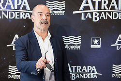 "26.08.2015, Kinepolis Cinema, Madrid, ESP, Atrapa la Bandera, Premiere, im Bild Actor Antonio Resines attends to the photocall // during the premiere of spanish cartoon 'Capture The Flag"" at the Kinepolis Cinema in Madrid, Spain on 2015/08/26. EXPA Pictures © 2015, PhotoCredit: EXPA/ Alterphotos/ BorjaB.hojas<br /> <br /> *****ATTENTION - OUT of ESP, SUI*****"