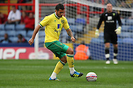 Picture by Paul Chesterton/Focus Images Ltd..26/7/11.Bradley Johnson of Norwich City in action during a pre season friendly at Selhurst Park stadium, London